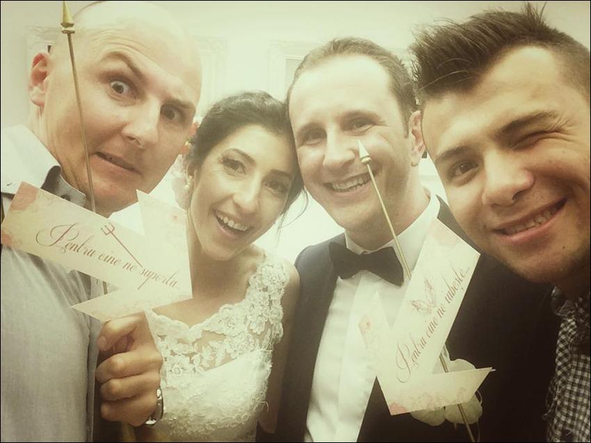 Nunta Adriana si Stefano