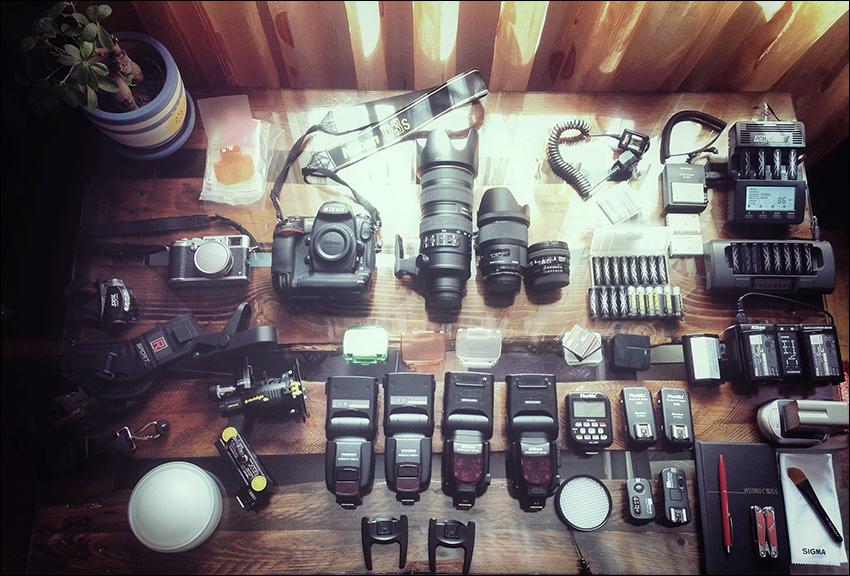 aparatura-foto-profesionala