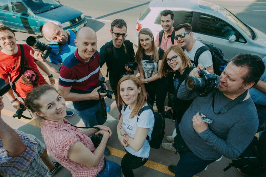 Turneul Fotografilor de la OM la OM